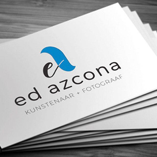 Ed Azcona - Logo