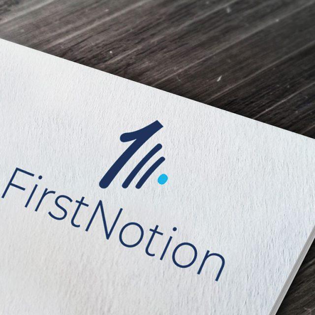 FirstNotion - Logo