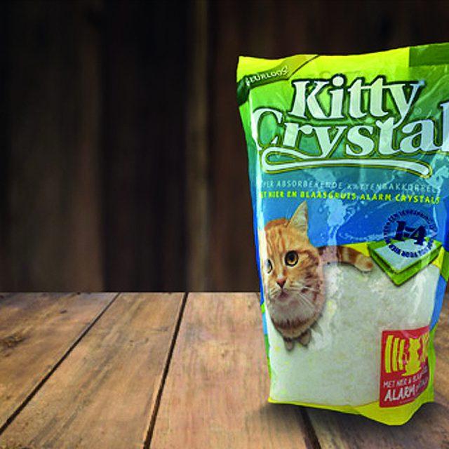 Kitty Crystal - Verpakking