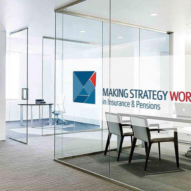 Making Strategy Work - Logo en Huisstijl