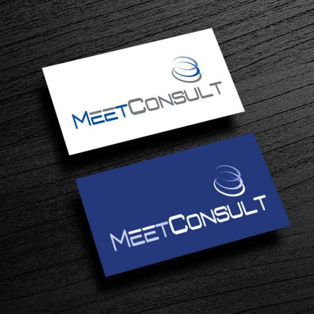 MeetConsult - Logo en Huisstijl