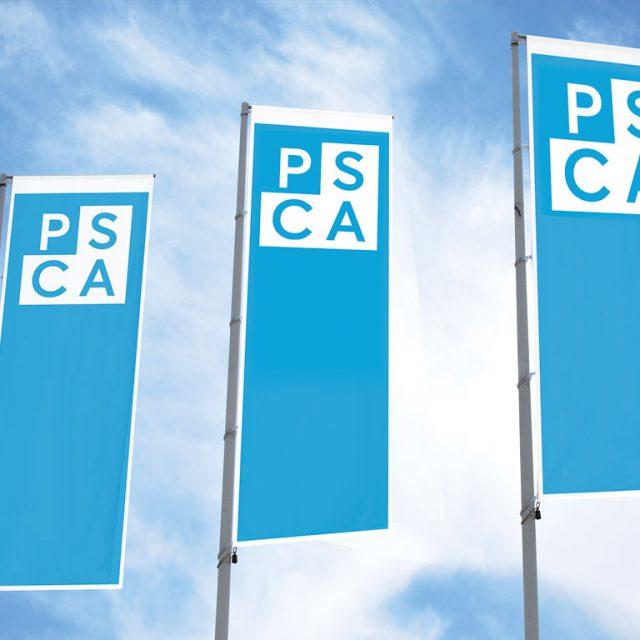 PSCA - Vlag
