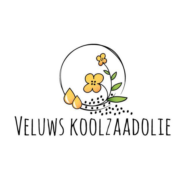 Veluws Koolzaadolie - Logo